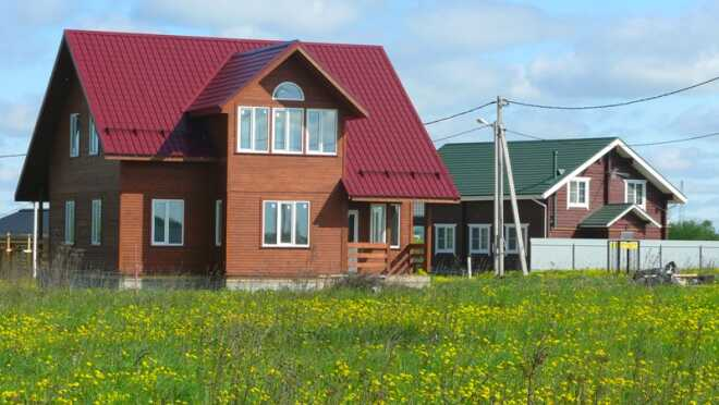 Коттеджный поселок Новая дача